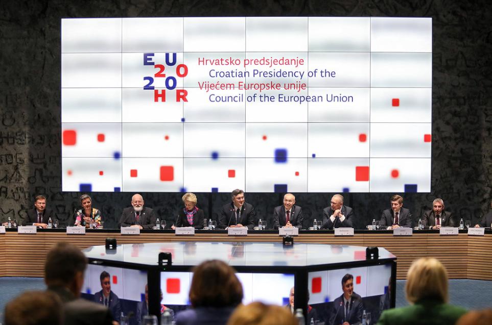 #EU2020HR Се зголемуваат шансите за добивање датум за преговори во март?