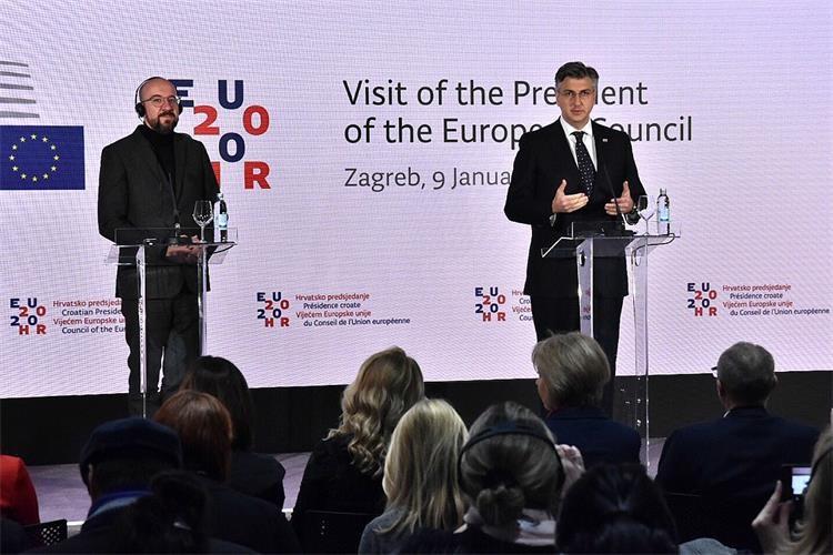 #EU2020HR Самитот во мај во Загреб – Хрватска сака европски пат за соседите, јасни сигнали за проширувањето