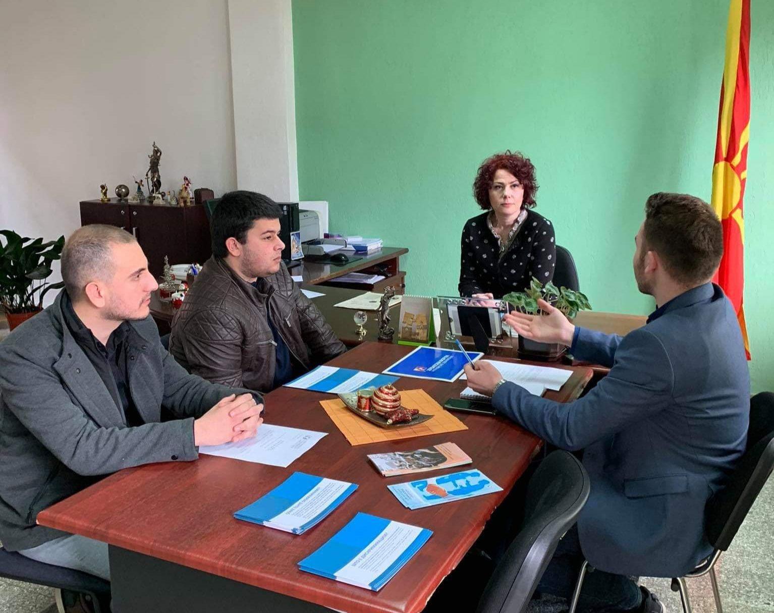 Средба со г-ѓа Ирина Стојановска, заменик народен правобранител