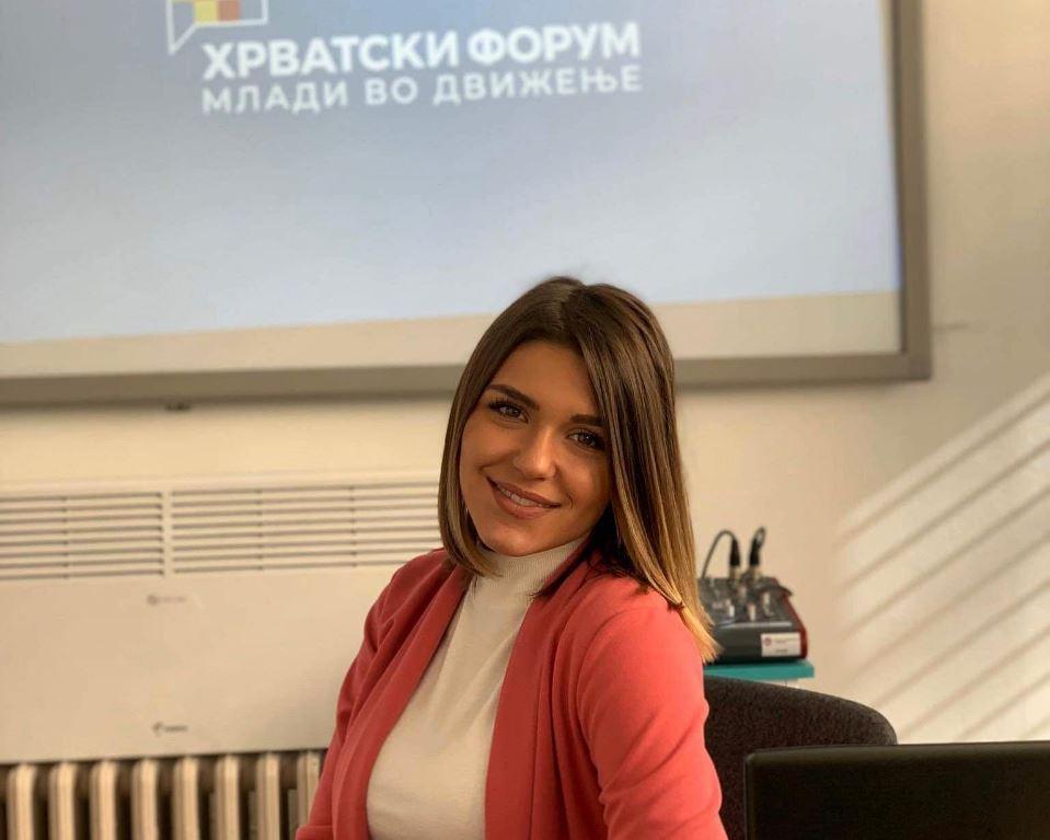 Димитровска: Приказната за ХФ продолжува да се раскажува, уште поголеми успеси во иднина