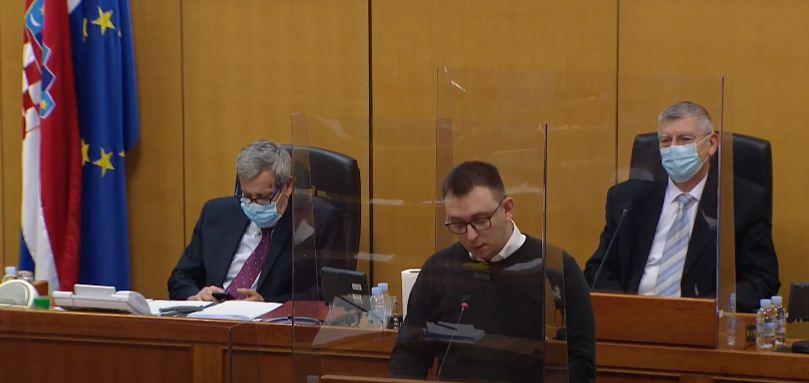 Главашевиќ побара хрватски ангажман за праведен третман на Македонија во проширувањето, се обрати и на македонски