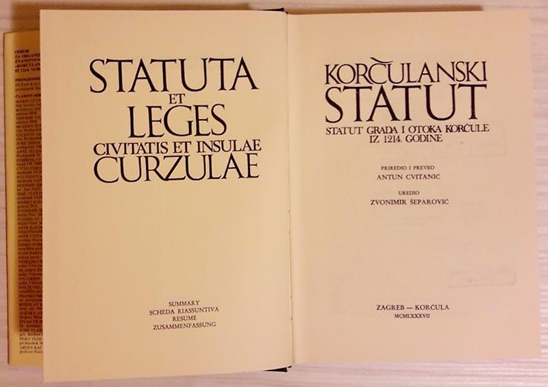 """ХФ и МХД на тема: """"Најстари хрватски правни документи"""""""